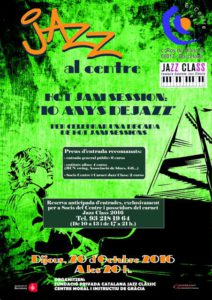 "Hot Jam Session: ""10 anys de Jazz"""